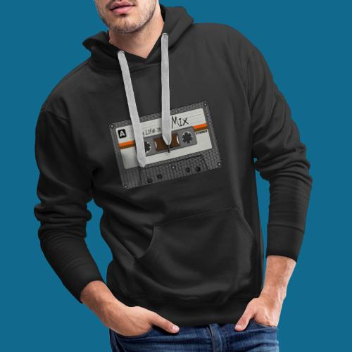 TAPE in the mix - Männer Premium Hoodie