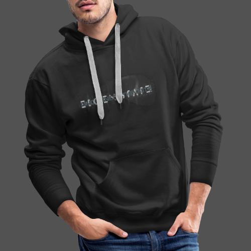 Unconnect The Dots - Men's Premium Hoodie