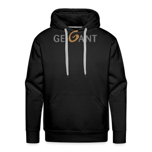 Geigant - Männer Premium Hoodie