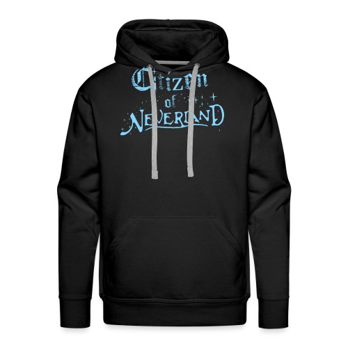 Citizen_blue 02 - Men's Premium Hoodie