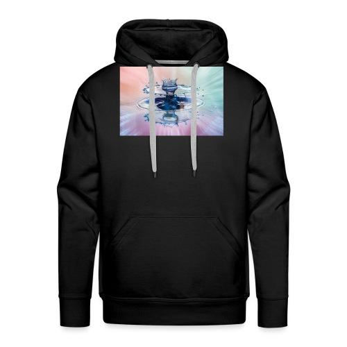 Liquid Art - Light Leak - Männer Premium Hoodie