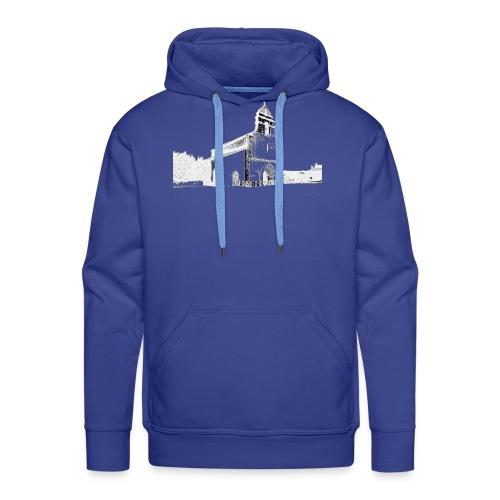 J'aime Saint-Nexans - Sweat-shirt à capuche Premium pour hommes