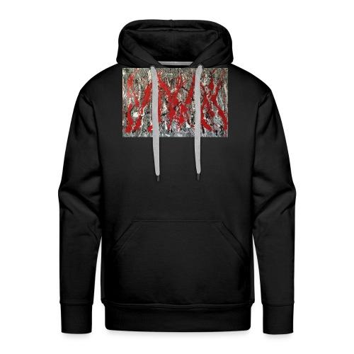 Inferno - Sweat-shirt à capuche Premium pour hommes