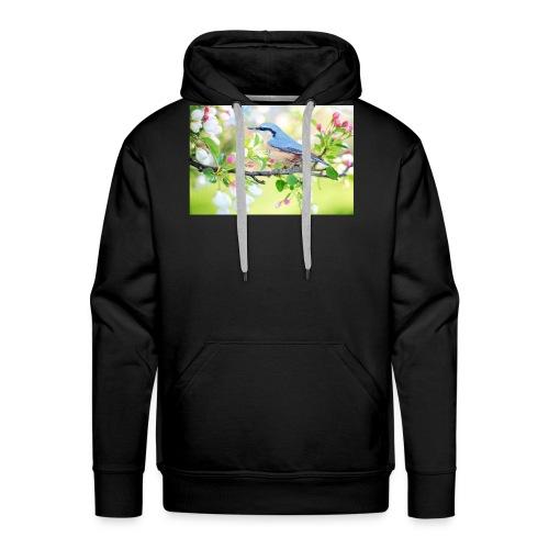 spring bird 2295431 1920 - Männer Premium Hoodie