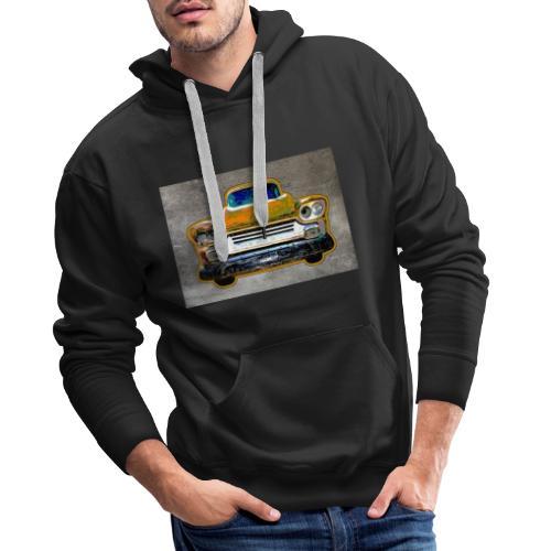 auto vintage - Männer Premium Hoodie
