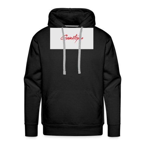 Patric logo 3 special v1 - Mannen Premium hoodie