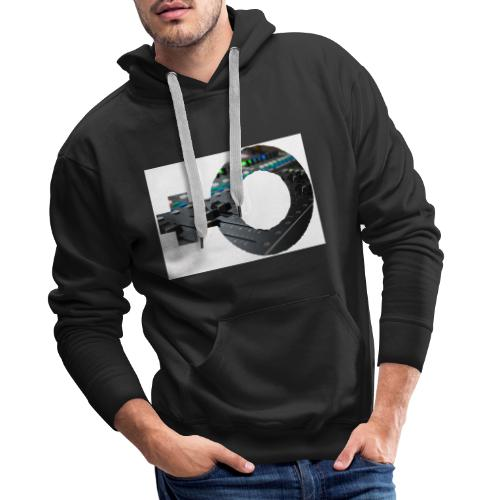 women in sound - Men's Premium Hoodie