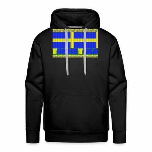 Gretas extreme ugly Sweater from Sweden!!!! - Männer Premium Hoodie