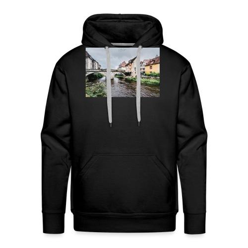 Aubusson - Sweat-shirt à capuche Premium pour hommes