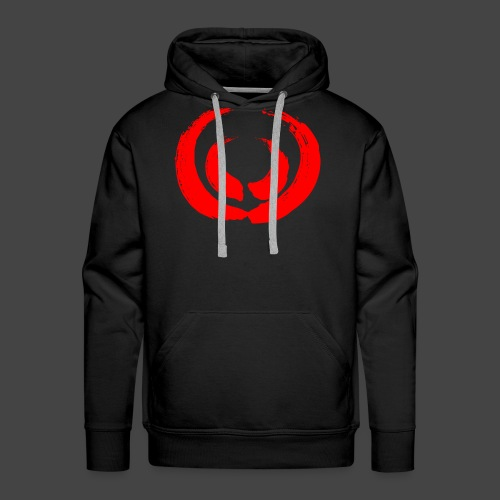 Gewaff-Shirt Blutpinsel - Männer Premium Hoodie