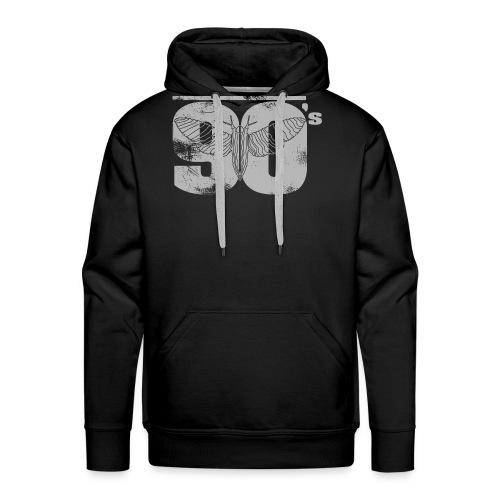 90s motts top Pos colors - Männer Premium Hoodie