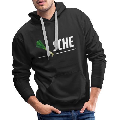 PORRESCHE - Herre Premium hættetrøje