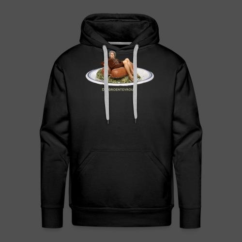 Rookworst (v) - Mannen Premium hoodie