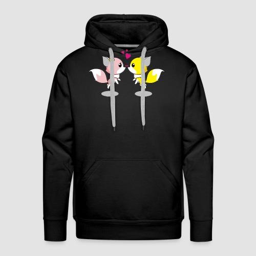 fuchs shirt - Männer Premium Hoodie