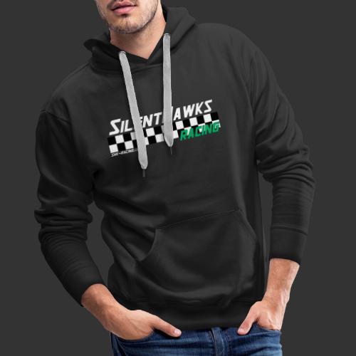SHK Racing Banner - Männer Premium Hoodie