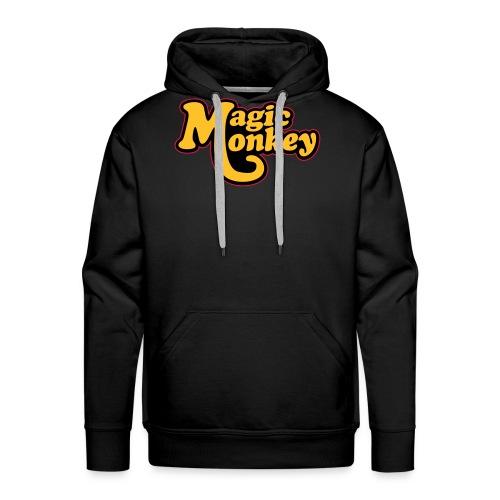 magicmonkeyclassic - Sweat-shirt à capuche Premium pour hommes