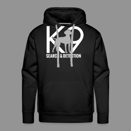 K-9 German Shorthaired Pointer - Men's Premium Hoodie