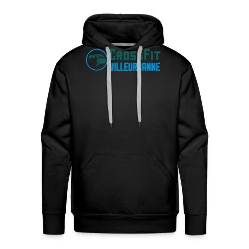pantalonGrand - Sweat-shirt à capuche Premium pour hommes