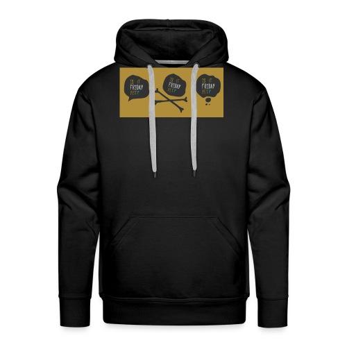 Friday far away - Mannen Premium hoodie