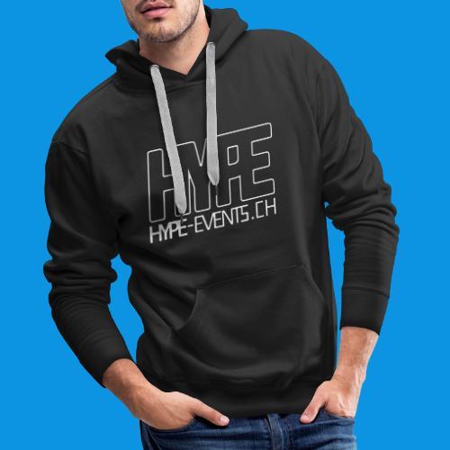 HYPEEVENTS - Männer Premium Hoodie