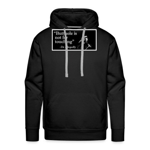 Dr Allegedly's Sage Medical Advice - Men's Premium Hoodie