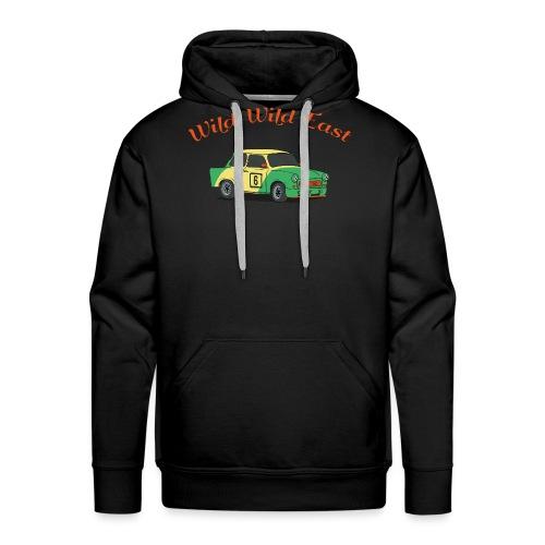Wild Wild East - Männer Premium Hoodie