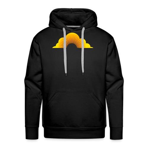 sunny cloud - Männer Premium Hoodie