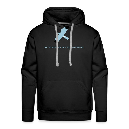 BAWC Hen Harrier Day Men's T-Shirt - Men's Premium Hoodie