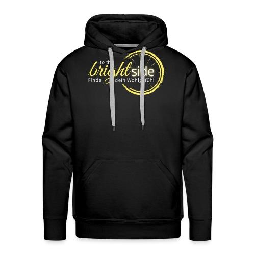 To The Bright Side - Logowear - Männer Premium Hoodie