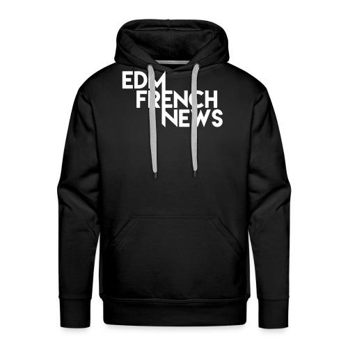 Casquette EFN - Sweat-shirt à capuche Premium pour hommes