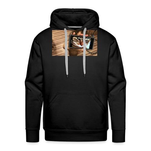 CAT KID - Männer Premium Hoodie
