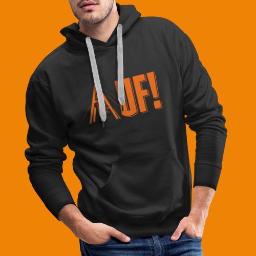 Auf / Shop - Mannen Premium hoodie