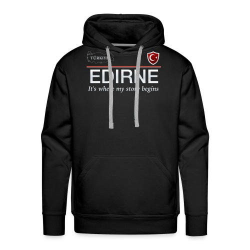 Edirne - Männer Premium Hoodie
