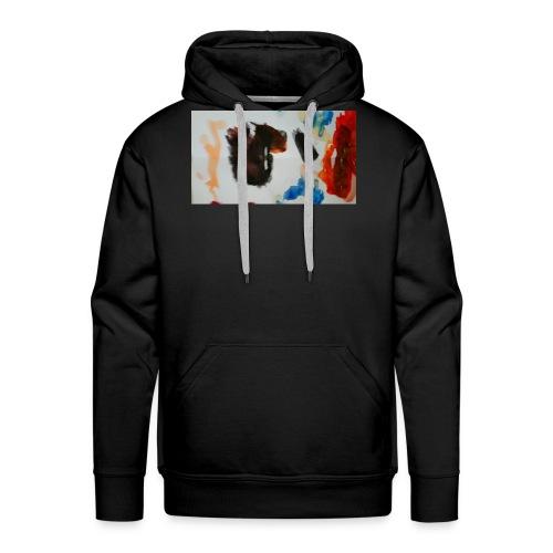 PETIT CHIEN - Sweat-shirt à capuche Premium pour hommes