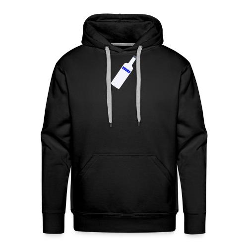 Vodka.png - Sweat-shirt à capuche Premium pour hommes