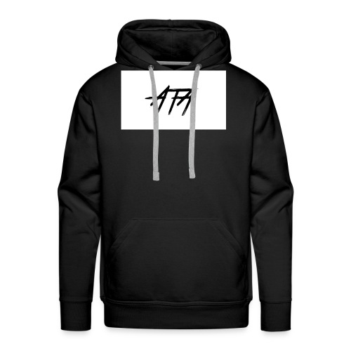 ATA buttons - Men's Premium Hoodie