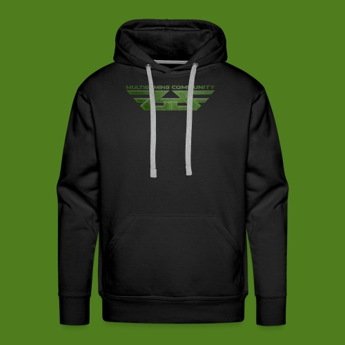 ZoGGaZ Fanshirt Logo groß - Männer Premium Hoodie
