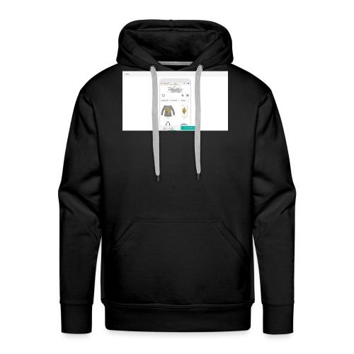 00-1_Preview_Mobile - Männer Premium Hoodie