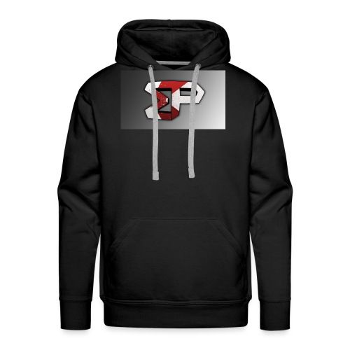MSZ Perplex YouTube Logo - Men's Premium Hoodie