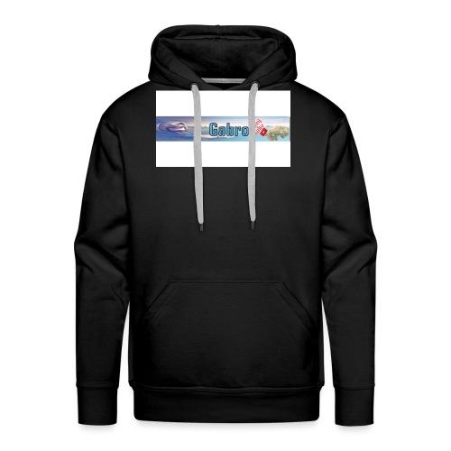 Gabrox - Bluza męska Premium z kapturem