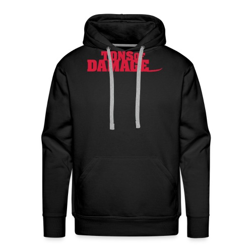 Tons of Damage - Männer Premium Hoodie