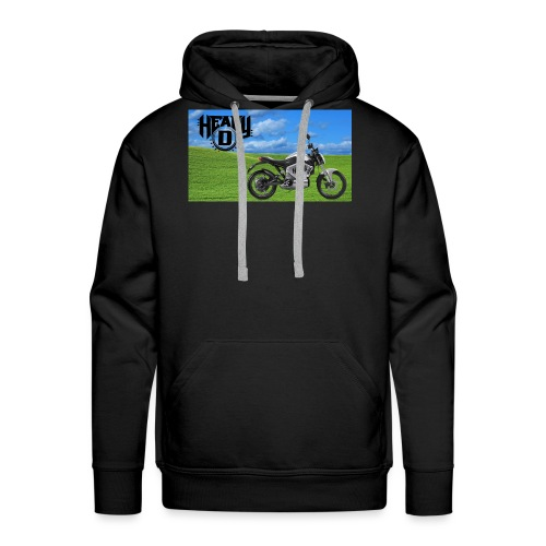 heavy d limited time only - Men's Premium Hoodie