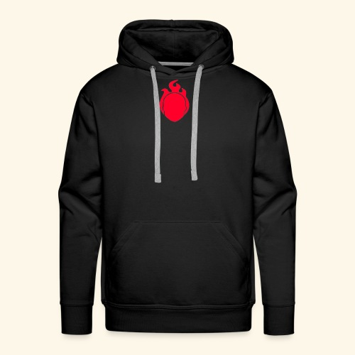 Ultra Red Edition| Deities [By KillqX / Edersides] - Men's Premium Hoodie