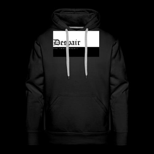 The Real Despair - Sweat-shirt à capuche Premium pour hommes