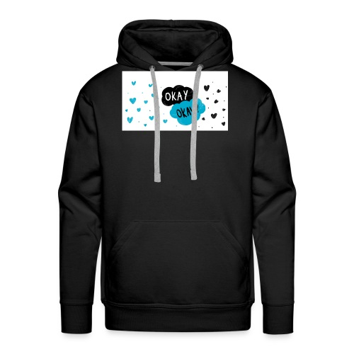 the fault in us - Men's Premium Hoodie