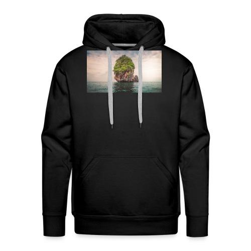 eiland - Mannen Premium hoodie