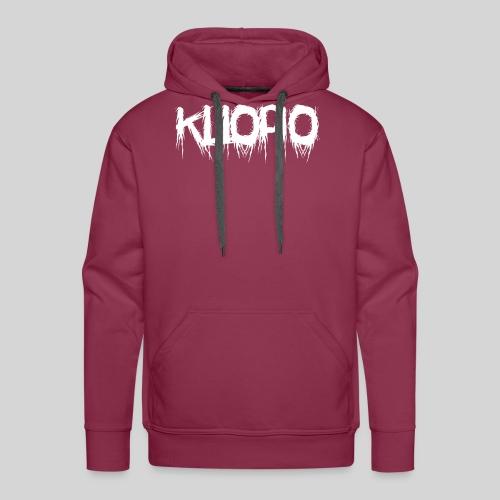 Kuopio - Miesten premium-huppari