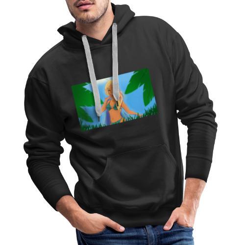 Beach Babe - Männer Premium Hoodie