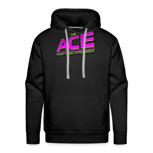 The ACE Atomic Cinema Experiment - Men's Premium Hoodie