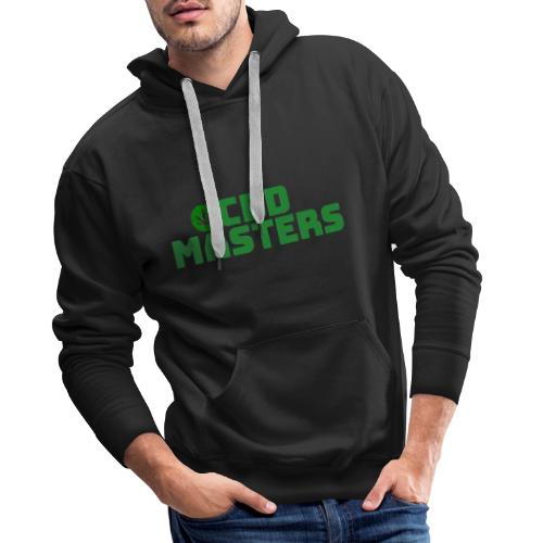 Logo - CBDMasters - Männer Premium Hoodie